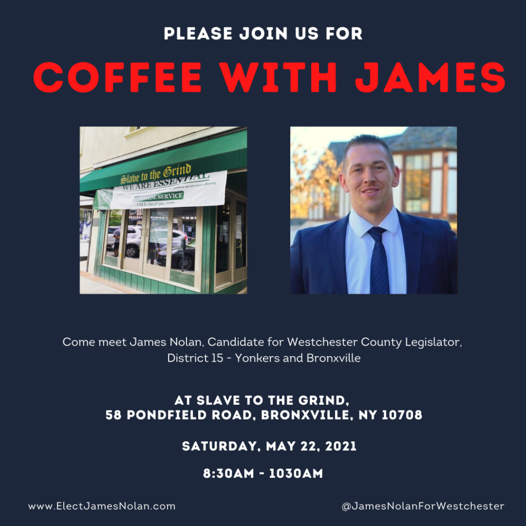 Coffee with James Flyer